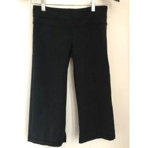 Lululemon Black Crop Pant